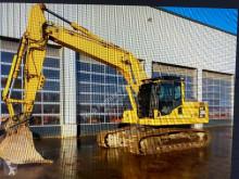 Komatsu PC210LC used demolition excavator