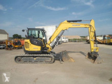 Yanmar VIO 80-1A used track excavator