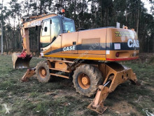 Excavadora Case WX210 S-2 excavadora de ruedas usada