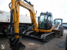JCB track excavator 8080