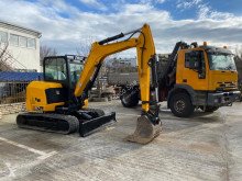 JCB 57C-1 mini-excavator second-hand