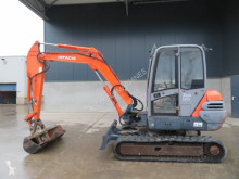 Hitachi ZX 50 CLR used mini excavator
