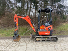 Kubota U 17-3a used mini excavator