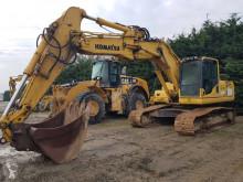 Komatsu PC240NLC8 used track excavator