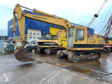 Caterpillar 215 excavator pe şenile second-hand