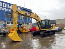 Caterpillar 320D used track excavator