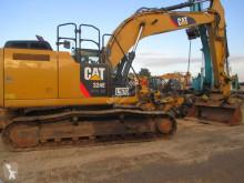 Caterpillar 324E LN used track excavator