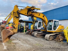 Case CX210B used track excavator