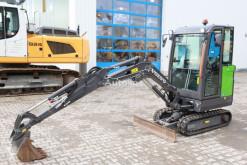 Excavadora Volvo EC20E mit nur miniexcavadora usada
