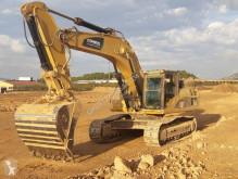 Caterpillar 330D 330D used track excavator