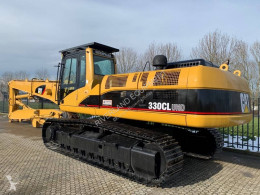 Caterpillar 330 used track excavator