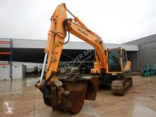 Escavadora escavadora de lagartas Hyundai R160 LC 9
