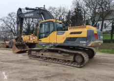 Volvo EC300 D used track excavator