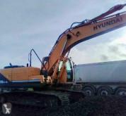Hyundai R210 LC 9 used track excavator