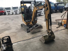 Caterpillar mini excavator 301.7D