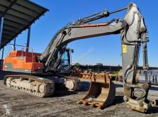 Volvo EC 380 DNL used track excavator