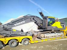 Volvo EC 380 ENL used track excavator