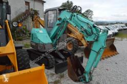 Komatsu PC 28 UU used mini excavator