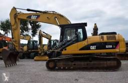 Caterpillar 325DLN used track excavator