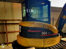 Caterpillar mini excavator 304C R