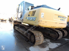 New Holland E305 pelle sur chenilles occasion