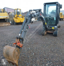 Terex TC 19 TC 19 used mini excavator