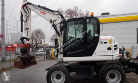 Terex TW85 used wheel excavator