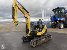 Yanmar SV22 miniexcavadora accidentada
