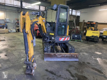 Bobcat E 26 miniexcavadora accidentada