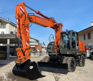 Hitachi wheel excavator zx170wt-3