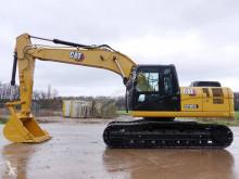 Caterpillar 323D excavadora de cadenas usada