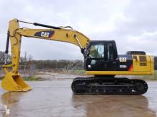 Excavadora Caterpillar 320D excavadora de cadenas nueva