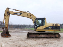 Caterpillar 320CL used track excavator