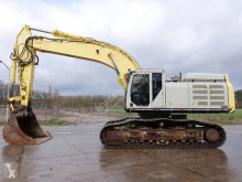Caterpillar 349EL used track excavator