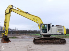 Caterpillar 329E excavator used
