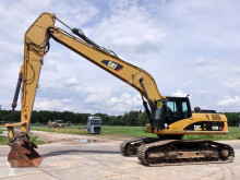 Caterpillar 325DLRE excavator used