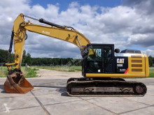 Caterpillar 323EL used track excavator