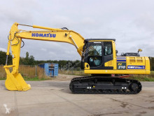 Komatsu lánctalpas kotrógép PC210 Unused / more units available