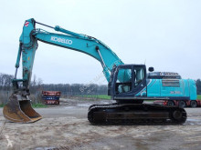 Excavadora Kobelco SK350 LC-10 Dutch machine / full option excavadora de cadenas usada