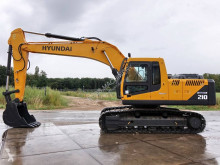 Excavadora excavadora de cadenas Hyundai R210 Unused / more units available