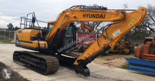 Excavadora Hyundai HX140L excavadora de cadenas usada