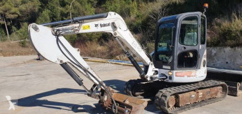 Bobcat 435 AG used mini excavator