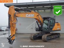 Case CX210 koparka gąsienicowa używana