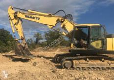 Excavadora Komatsu PC210NLC-7 excavadora de cadenas usada
