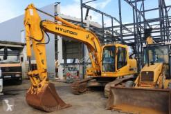 Hyundai R180 LC-7 used track excavator