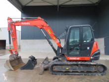 Kubota KX 080-4 A tweedehands mini-graafmachine