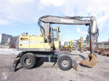 Excavadora de ruedas Åkerman EW 150 C
