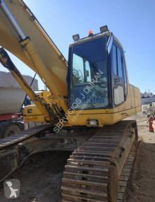 Komatsu PC340NLC-6 used track excavator