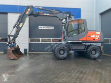 Atlas 160 W used wheel excavator