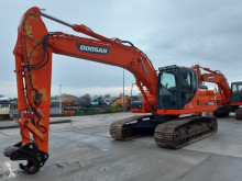 Doosan DX225 LC used track excavator